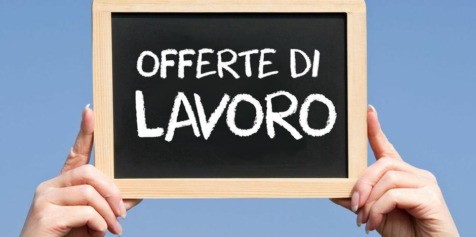 Offerte Di Lavoro 15 04 2019 Orazio D Antoni
