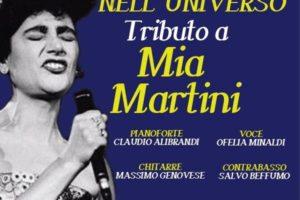"""""""Ancora Tu"""" nell'Universo – Tributo a Mia Martini"""