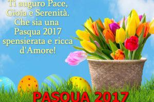 Buona Pasqua! … 2017