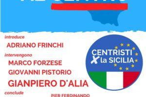 Ho il piacere di invitarti all'incontro che si terrà lunedì 17 luglio alle ore 16,30 presso l'Hotel Excelsior di Catania. Orazio D'Antoni