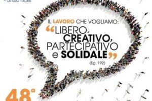 48ª Settimana sociale dei Cattolici in Italia, Cagliari 26 – 29 ottobre 2017
