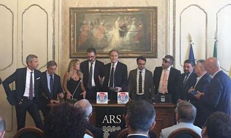 Costituito all'Assemblea Regionale Siciliana il gruppo U.D.C.