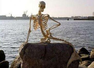 Mare inquinato: Silver Shado, Sirenetta 2000, ottobre 2010