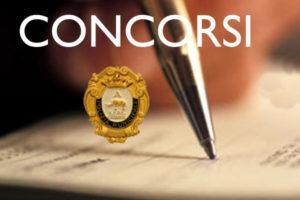 Modifica e Rettifica, Proroga Termini-Bando per l'assunzione n. 30 agenti di Polizia Municipale categoria C1, per un periodo non superiore a cinque mesi