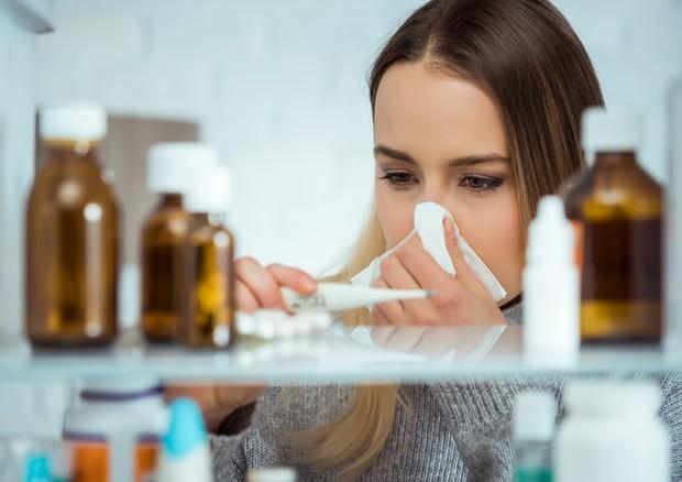 Già a letto 467mila italiani con l'influenza, boom a Capodanno Appello dei medici generici, 'tutti devono vaccinarsi'