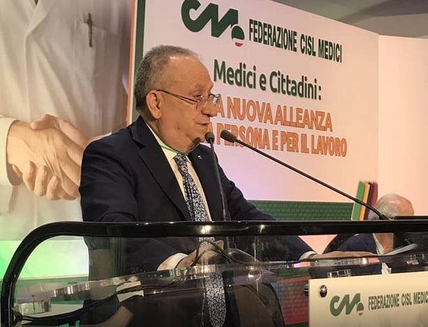 Bilancio e richieste al Governo nazionale della CISL Medici