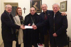 Solidarietà Caritas a Natale