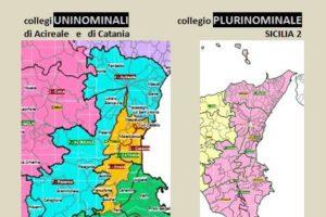 Elezione per il Senato della Repubblica nella provincia di Catania