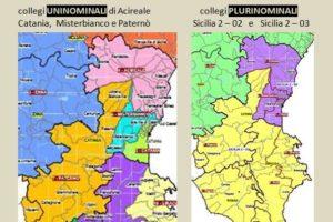 Elezione per la Camera nella provincia di Catania