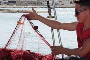 Sostegno per giovani pescatori