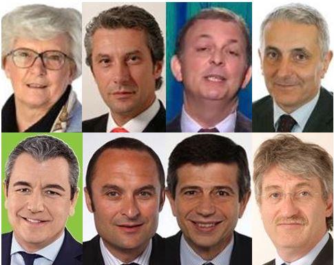 """Gli eletti di """"Noi con l'Italia – UDC"""""""