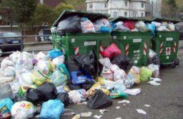 I rifiuti che fanno pensare