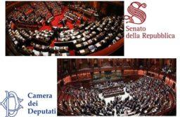 Adesione ai gruppi parlamentari degli eletti