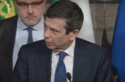 Maurizio Lupi nella delegazione al Quirinale