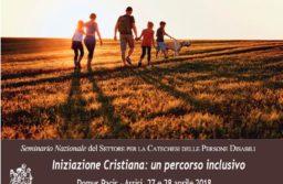 Seminario per la Catechesi delle persone disabili