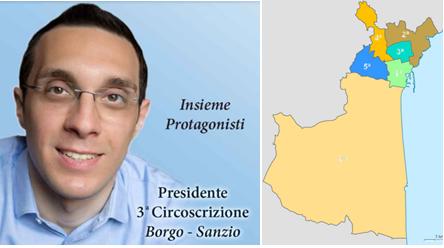 Paolo Ferrara presidente della III Circoscrizione