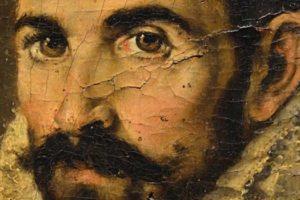 """""""Ritratto di Gentiluomo"""" di El Greco, avviata a Roma l'operazione restauro"""