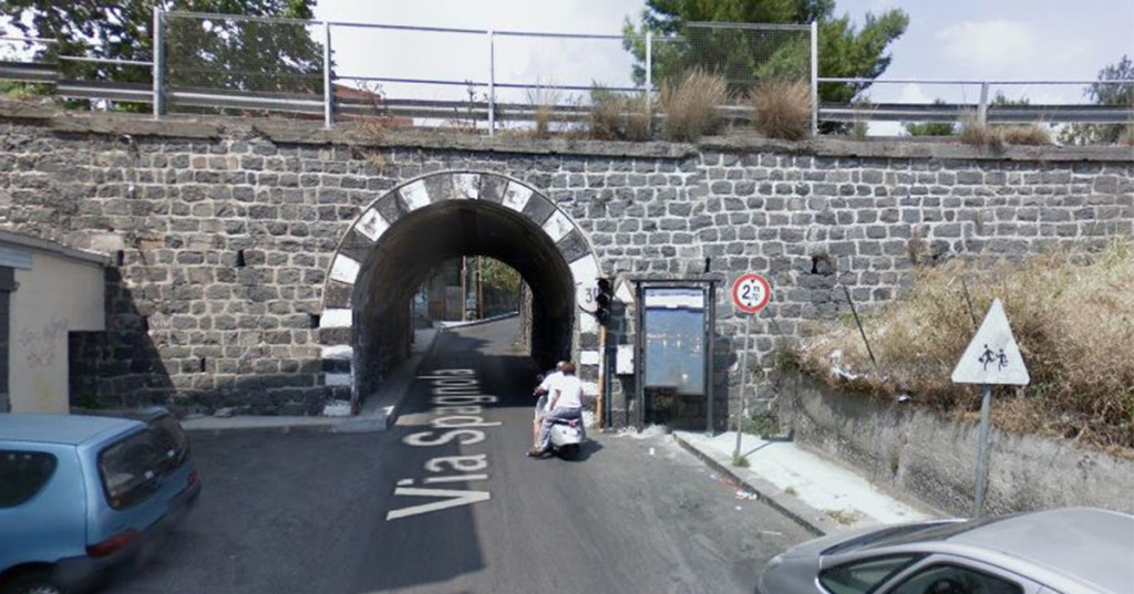 Il Sindaco di Aci Castello: Diego Drago, Via Spagnola, ex SS 114